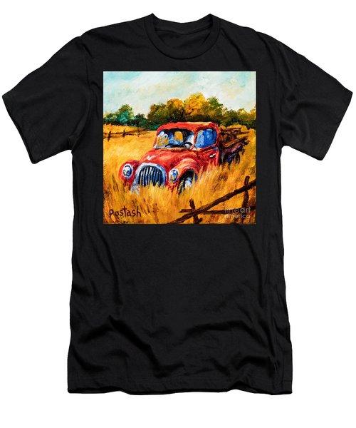 Old Friend Men's T-Shirt (Athletic Fit)