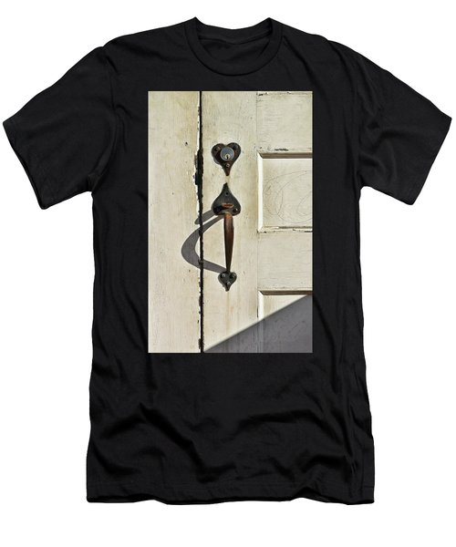 Old Door Knob 3 Men's T-Shirt (Athletic Fit)