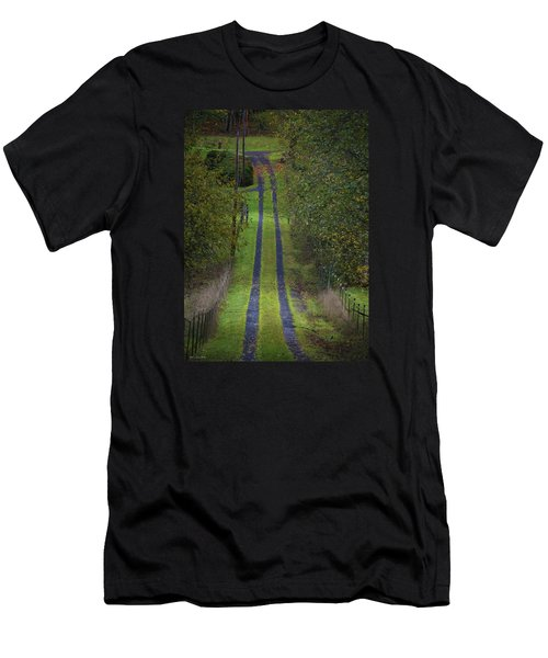 Old Farm Road Men's T-Shirt (Athletic Fit)