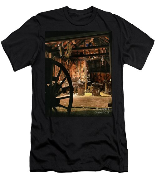 Old Forge Men's T-Shirt (Athletic Fit)