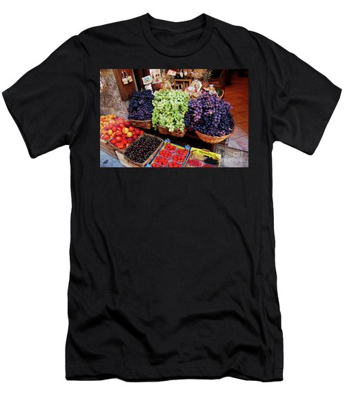 Old Fruit Store Men's T-Shirt (Athletic Fit)