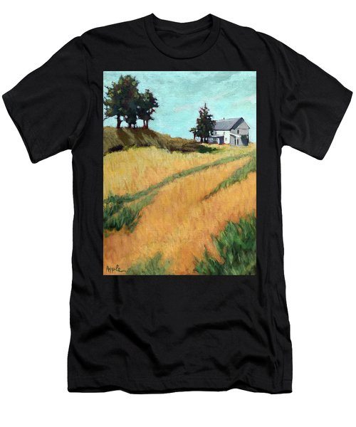 Old House On The Hill Men's T-Shirt (Athletic Fit)