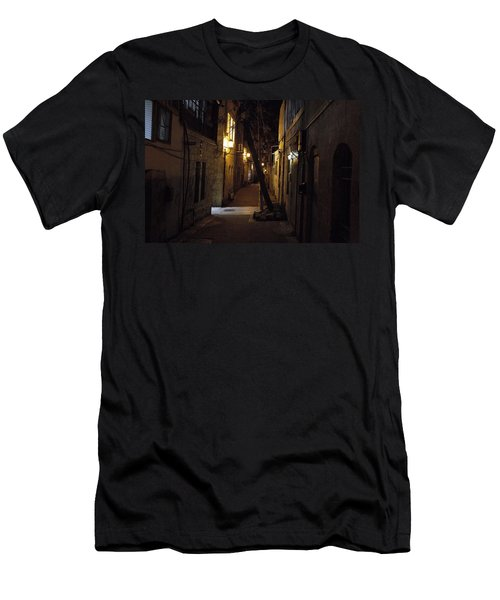 Old Jerusalem Men's T-Shirt (Athletic Fit)