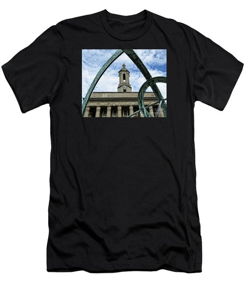 Old Main Thru The Turtle Men's T-Shirt (Athletic Fit)