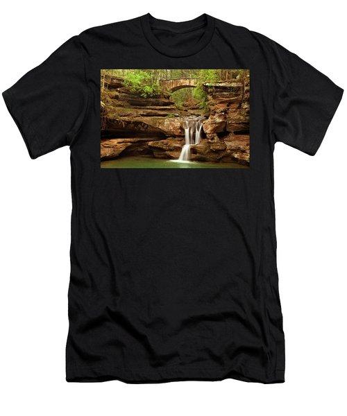 Old Mans Cave Men's T-Shirt (Athletic Fit)