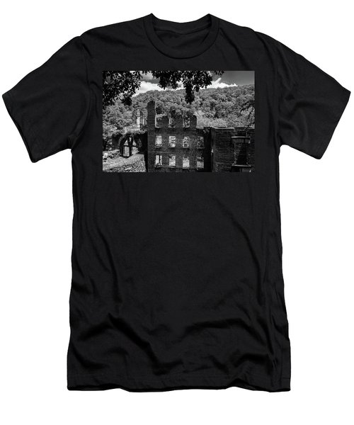 old Mill 3 Men's T-Shirt (Athletic Fit)