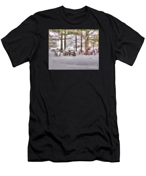 Old 'n Rusty Men's T-Shirt (Athletic Fit)