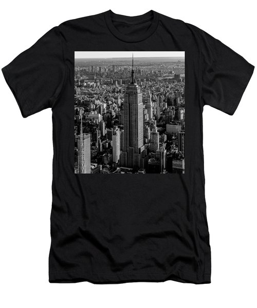 Old New York  Men's T-Shirt (Athletic Fit)