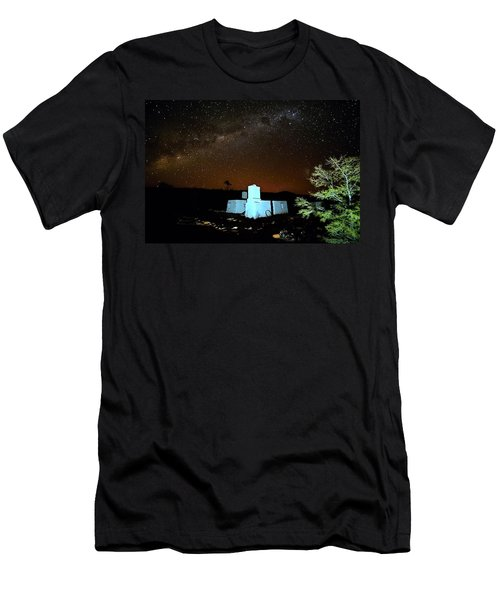 Old Owen Springs Homestead Men's T-Shirt (Athletic Fit)