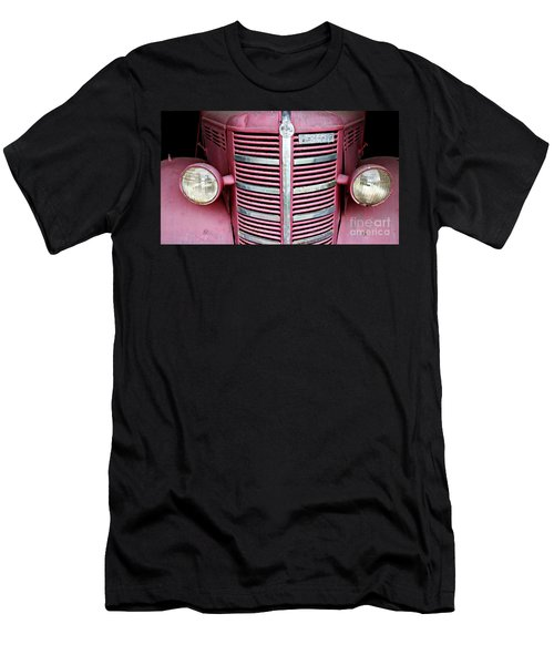 Men's T-Shirt (Athletic Fit) featuring the photograph Old Red by Stephen Mitchell