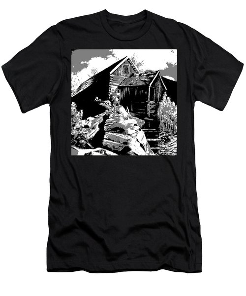 Old Rocky Mill Men's T-Shirt (Athletic Fit)