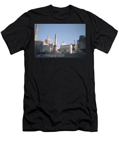 Old Rome Men's T-Shirt (Athletic Fit)