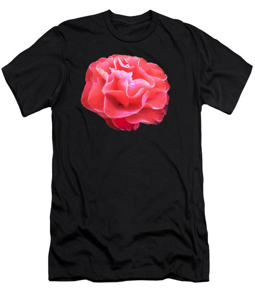 Old Rose Men's T-Shirt (Athletic Fit)