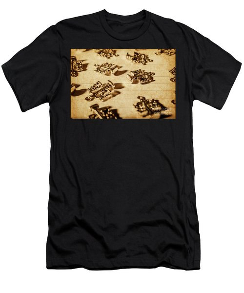 Old Rule Of Law Men's T-Shirt (Athletic Fit)