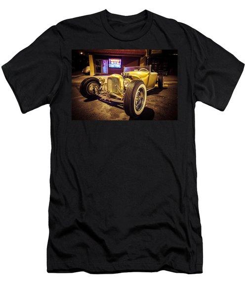 Old School Men's T-Shirt (Athletic Fit)