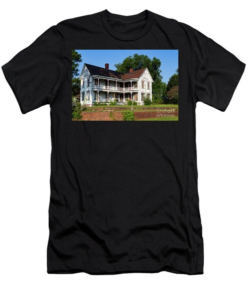Old Shull Mansion Men's T-Shirt (Athletic Fit)