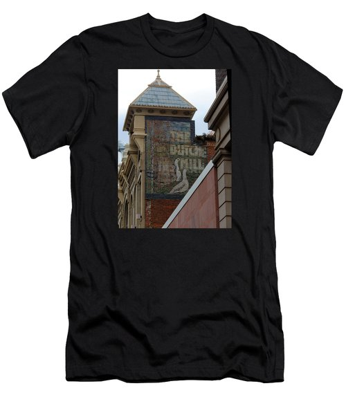 Old Sign Men's T-Shirt (Athletic Fit)