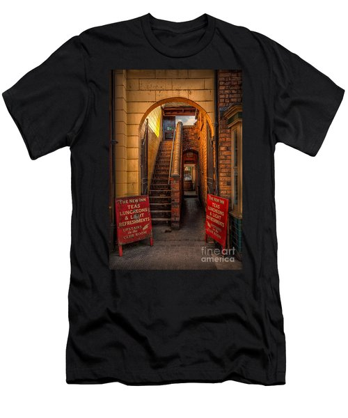 Old Signs Men's T-Shirt (Athletic Fit)