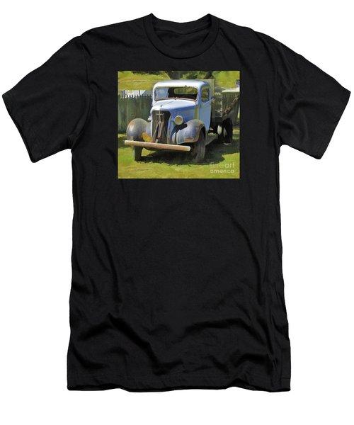 Old Soul #2 Men's T-Shirt (Athletic Fit)