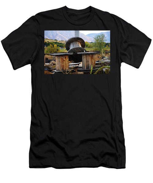 Old Spool Men's T-Shirt (Athletic Fit)