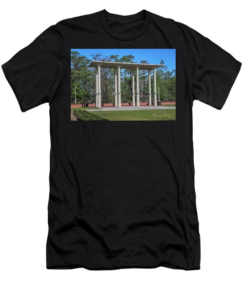 Old Student Union Arches Men's T-Shirt (Athletic Fit)