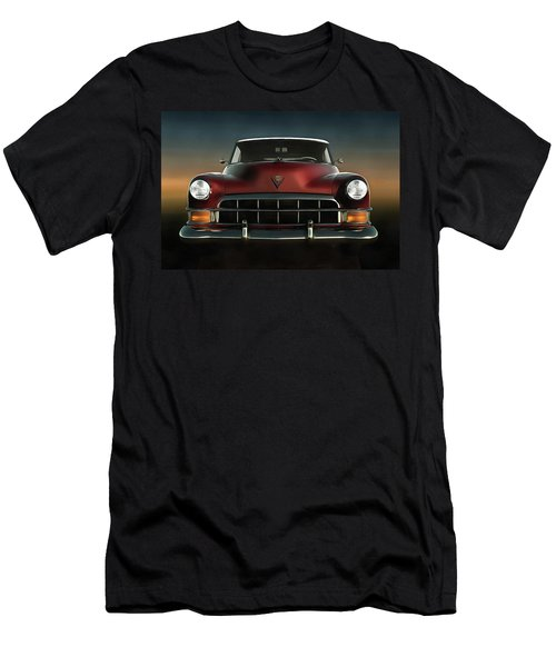 Old-timer Cadillac Convertible Men's T-Shirt (Athletic Fit)