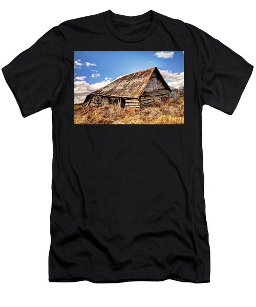 Old Times Men's T-Shirt (Athletic Fit)