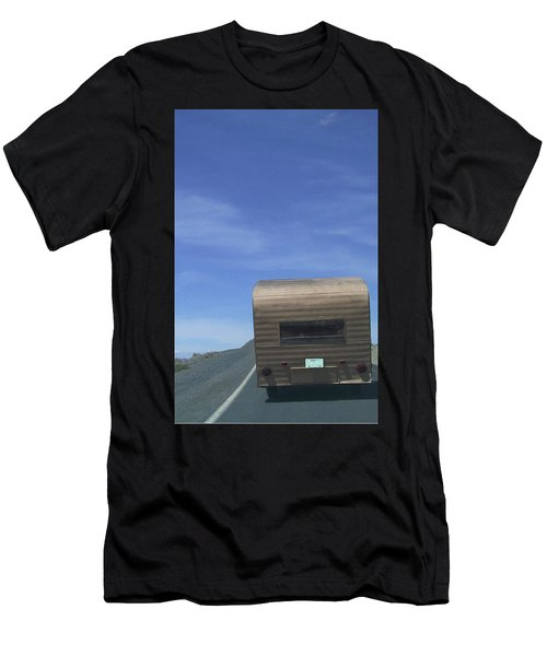 Old Trailer Men's T-Shirt (Athletic Fit)