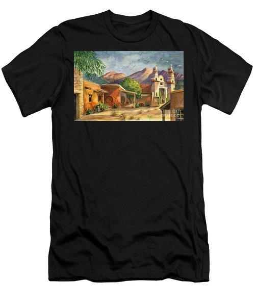 Old Tucson Men's T-Shirt (Athletic Fit)