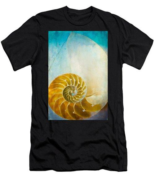 Old World Treasures - Nautilus Men's T-Shirt (Athletic Fit)