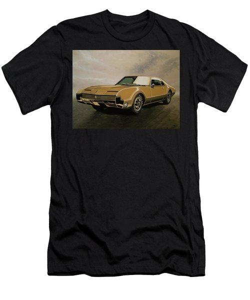Oldsmobile Toronado 1965 Painting Men's T-Shirt (Athletic Fit)