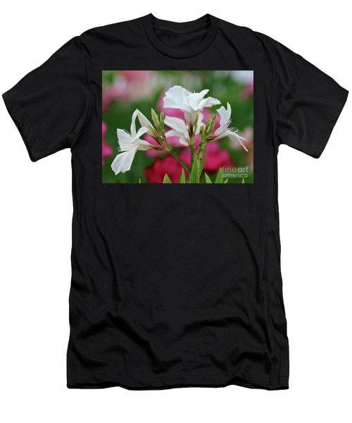 Oleander Casablanca 1 Men's T-Shirt (Athletic Fit)