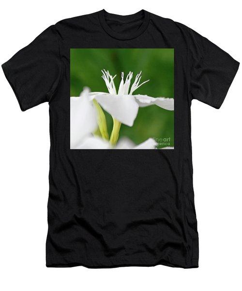 Oleander Ed Barr 2 Men's T-Shirt (Athletic Fit)