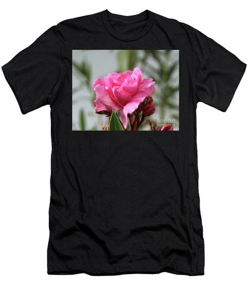 Oleander Splendens Giganteum 2 Men's T-Shirt (Athletic Fit)