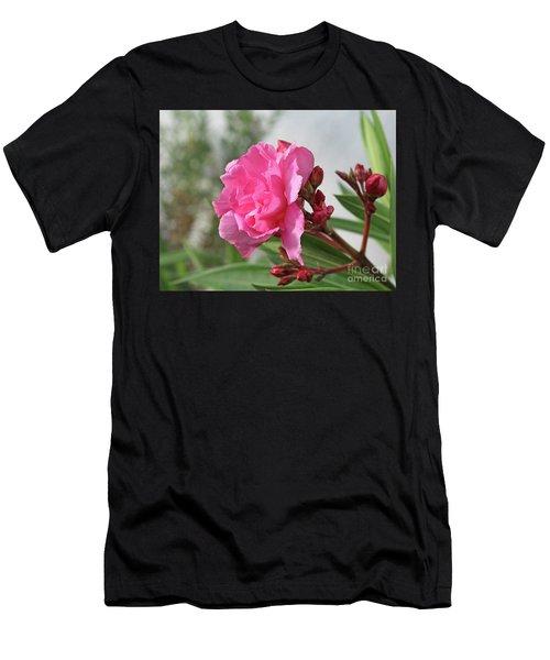 Oleander Splendens Giganteum 4 Men's T-Shirt (Athletic Fit)