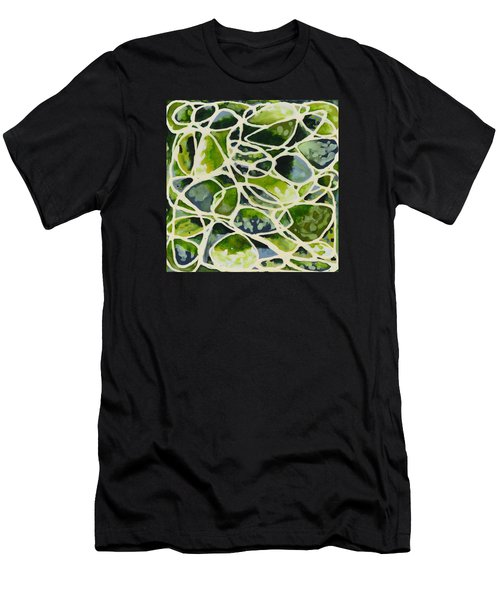 Olive Pot Men's T-Shirt (Athletic Fit)