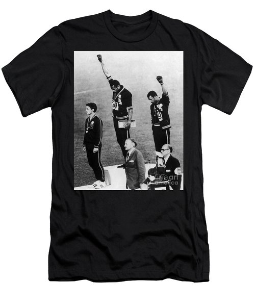 Olympic Games, 1968 Men's T-Shirt (Athletic Fit)