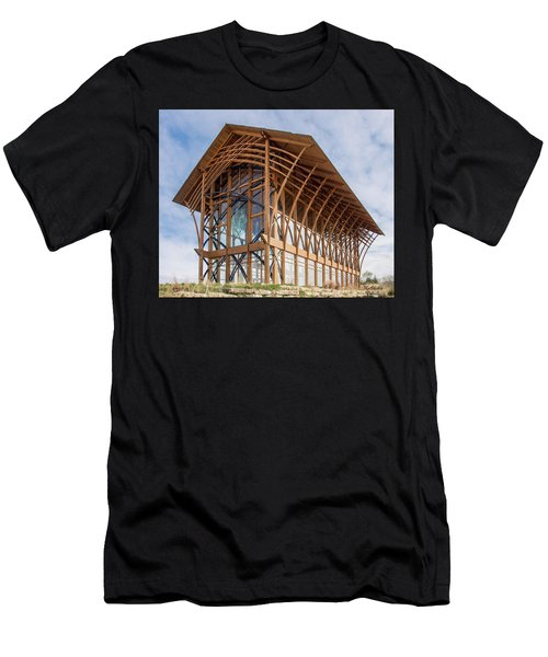 Omaha Holy Family Shrine 3 Men's T-Shirt (Athletic Fit)