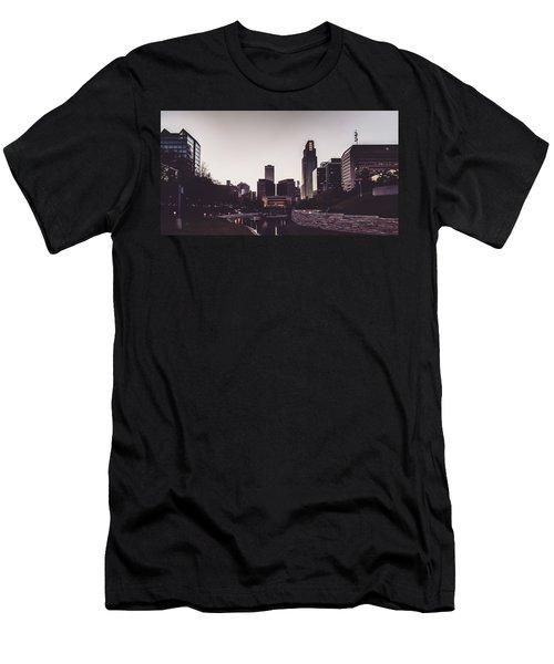 Omaha Men's T-Shirt (Athletic Fit)