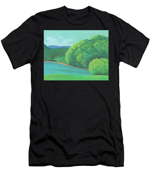 Omega Morning Men's T-Shirt (Athletic Fit)