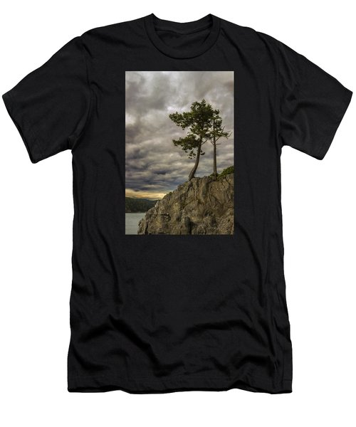 Ominous Weather Men's T-Shirt (Athletic Fit)