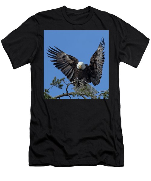 On Display Men's T-Shirt (Slim Fit) by Sheldon Bilsker