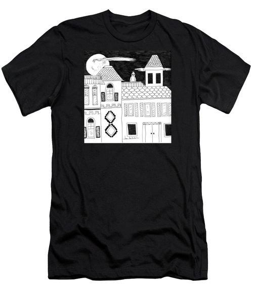 On Duty Men's T-Shirt (Slim Fit)