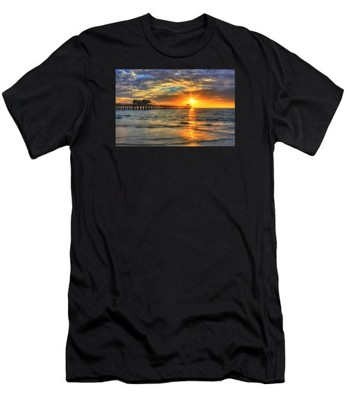 On Fire Men's T-Shirt (Athletic Fit)
