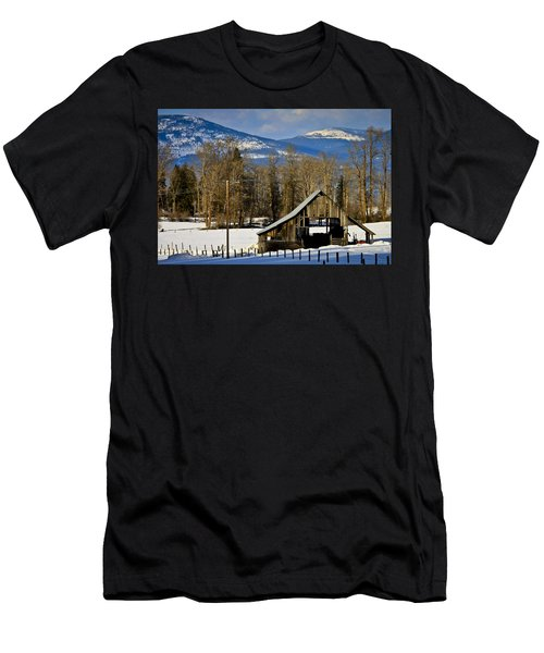 On Hold Men's T-Shirt (Athletic Fit)