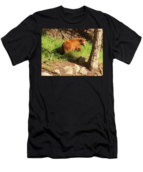 On Monrovia Trail Men's T-Shirt (Athletic Fit)
