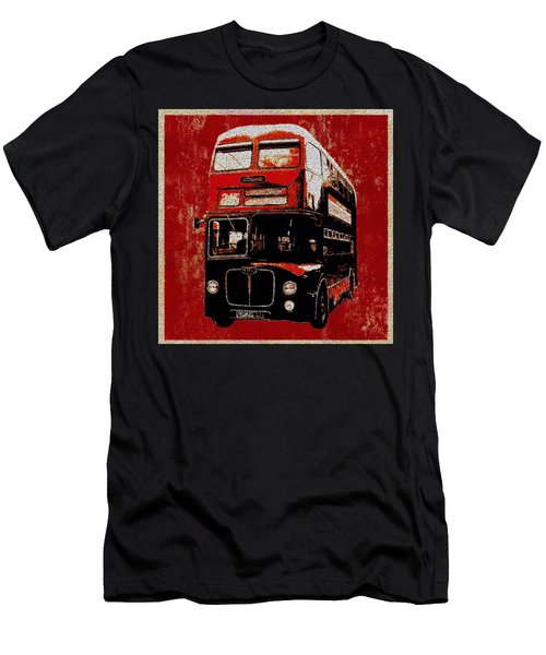 On The Bus Men's T-Shirt (Athletic Fit)