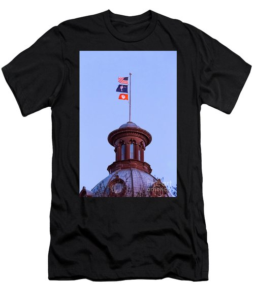 On The Dome-5 Men's T-Shirt (Athletic Fit)