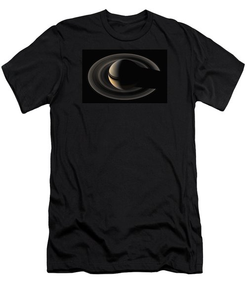 On The Final Frontier Men's T-Shirt (Slim Fit) by Nasa