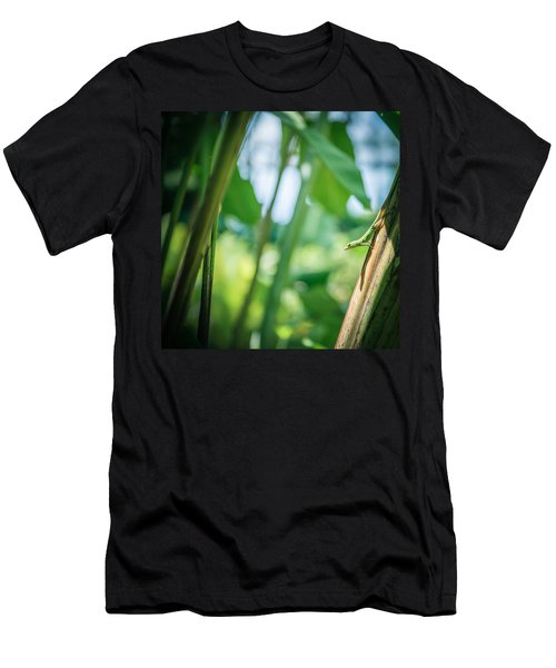 On The Guard Men's T-Shirt (Athletic Fit)